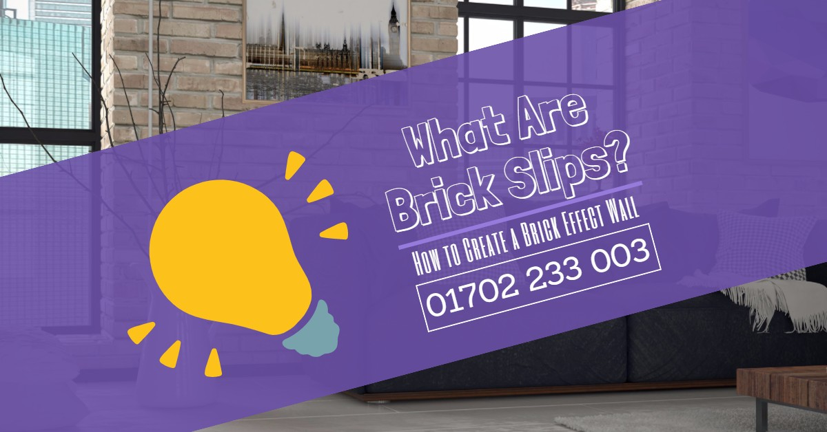 What Are Brick Slips?