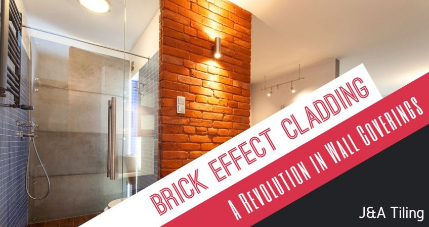 Brick Effect Cladding - A Revolution in Wall Coverings