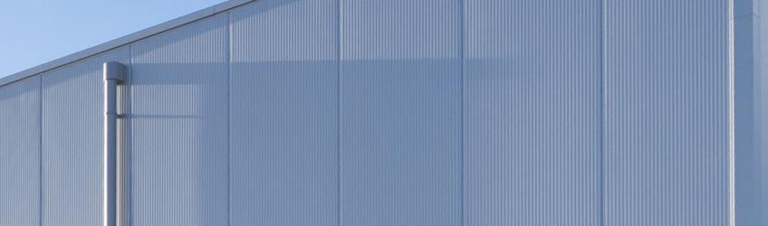 Aluminum Exterior Wall Cladding