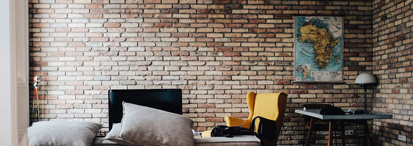 brick slips wall