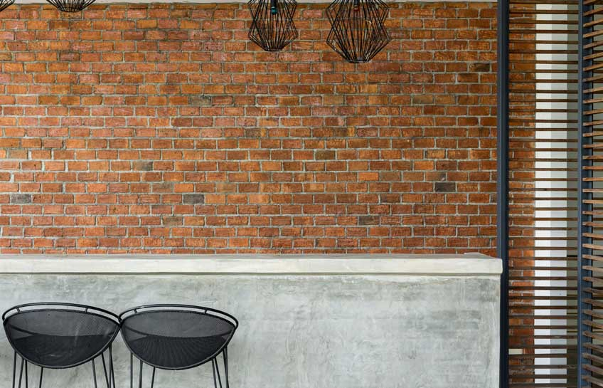 Interior Brick Cladding london